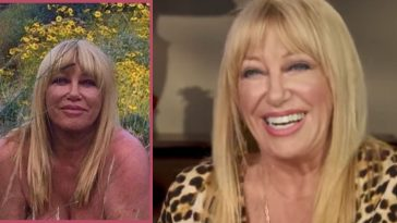 73-Year-Old Suzanne Somers Responds To Backlash Of Naked Birthday Photoshoot