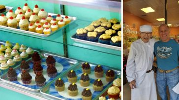93 year old veteran opens up a boozy cupcake shop