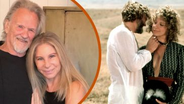 'A Star Is Born' Co-Stars Kris Kristofferson And Barbra Streisand Reunite 43 Years Later