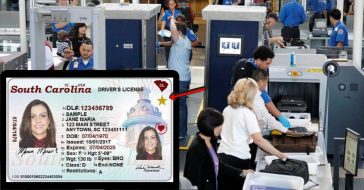 Americans Have A Year To Get A New Enhanced ID If They Wish To Board An Airline Flight