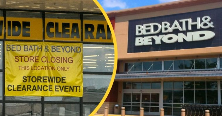 Bed Bath & Beyond Closing 60 More Stores After The Holiday ...