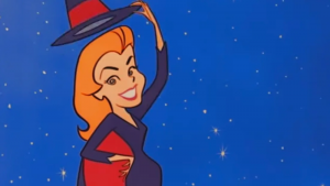 Bewitched animation