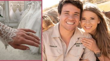 Bindi Irwin Says _Yes_ To The Dress In New Instagram Photo