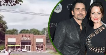Brad Paisley And Wife, Kimberly, Open Free Grocery Store To Help People In Need