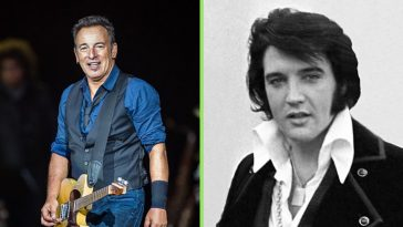 Bruce Springsteen admits he once broke into Graceland to try to meet Elvis Presley