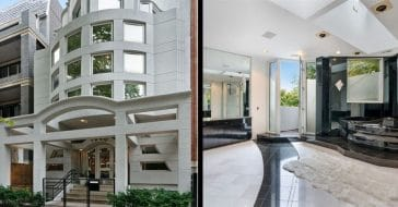 Check Out This Incredible '80s Style Home In Chicago