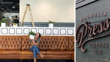 Chip and Joanna Gaines are opening up a new coffee shop called Magnolia Press