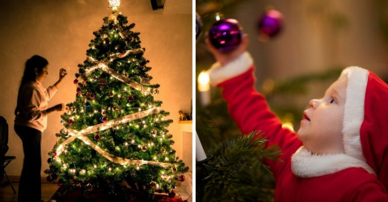 Decorating early for Christmas can make you happier