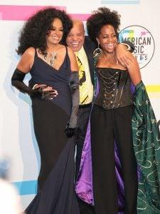 Diana Ross, Berry Gordy, Rhonda Ross Kendrick