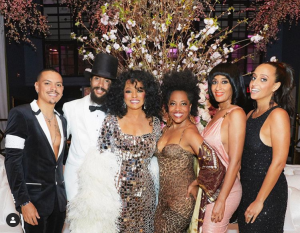 Diana Ross's children are her real source of pride
