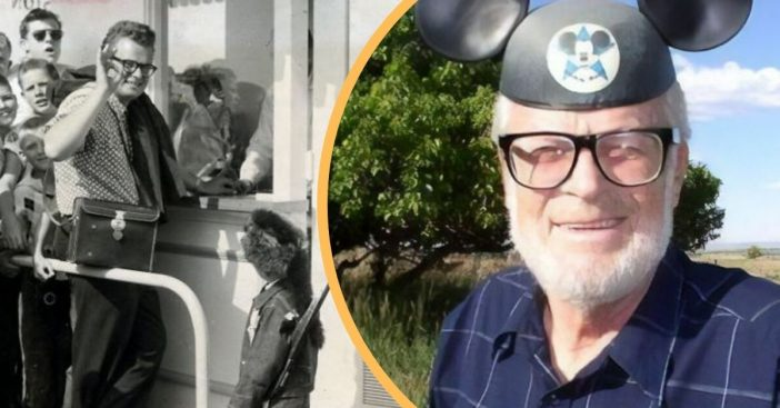 Disneyland's First-Ever Customer Has Been Using His Lifetime Ticket Since 1955