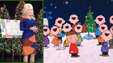 Dollywood Sued Over Use Of 'Charlie Brown Christmas' Song