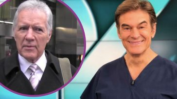 Dr. Oz Gives Big Update On _Golden-Hearted Friend_ Alex Trebek's Cancer Battle