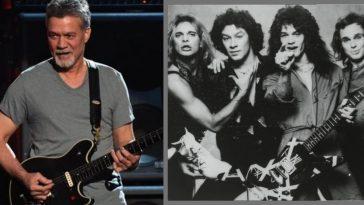 Eddie Van Halen Is Undergoing Treatment For Throat Cancer