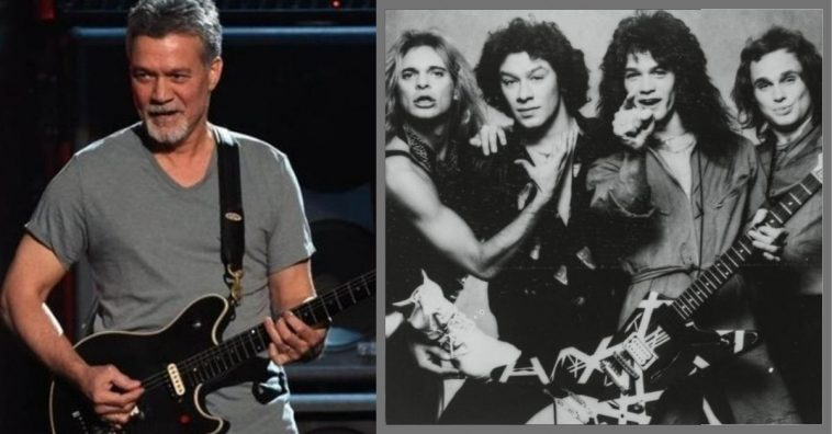Eddie Van Halen Is Undergoing Treatment For Throat Cancer