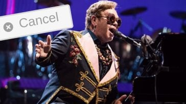 Elton John had to cancel his recent show due to feeling extremely unwell