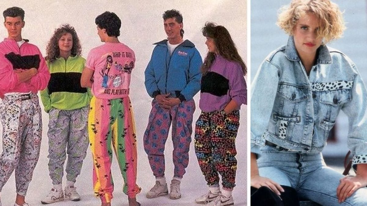 18 Clothing Pieces That Defined 1980s Fashion In America