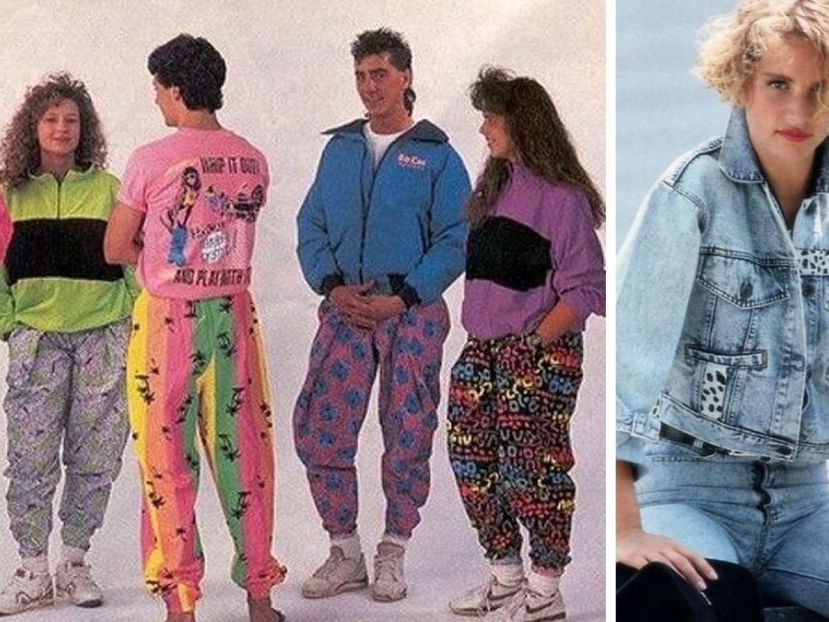 7 Clothing Pieces That Defined 7s Fashion In America