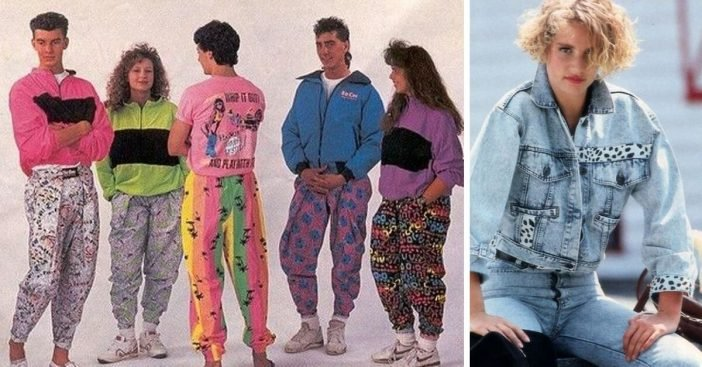 Fashion in the 1980s
