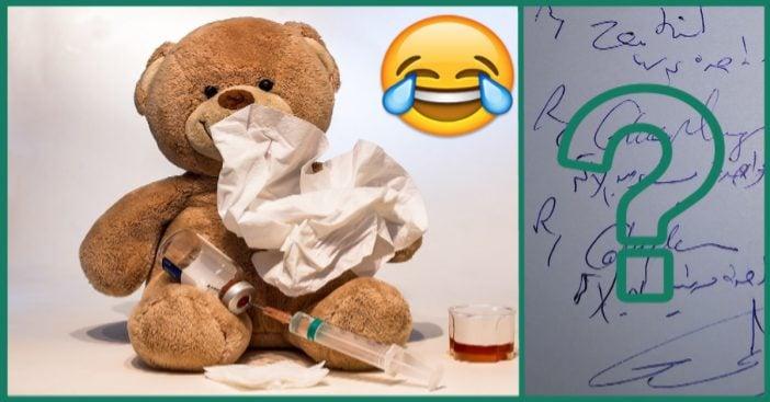 10 funny jokes about flu season!