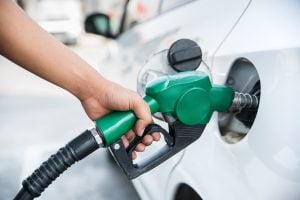 Gas prices frequently change with the times
