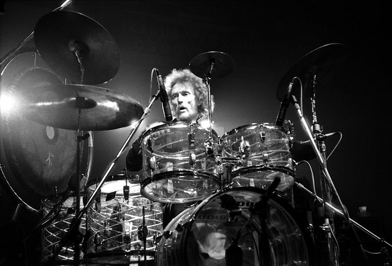 Ginger Baker of the British band Cream dies at 80.
