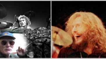Ginger Baker, drummer of Cream, dies at 80.