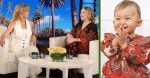 Goldie Hawn Wishes Granddaughter Rani Rose A Happy 1st Birthday In Sweet Post