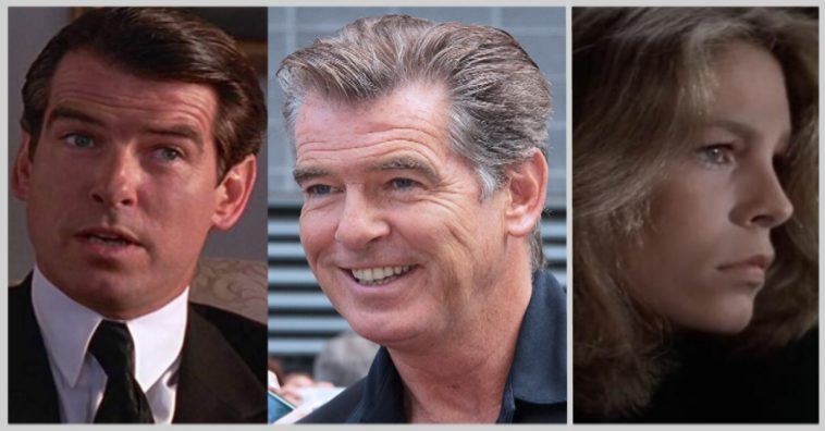 Celebrities who transitioned to gray hair seamlessly.