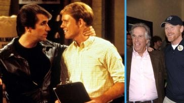 Henry Winkler talks about hurting co star Ron Howards feelings on Happy Days