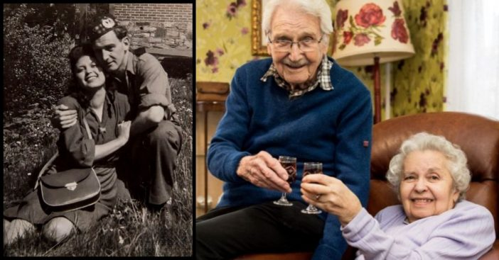 Holocaust Survivors Celebrate 73rd Anniversary Together Before One Of Them Passes Away
