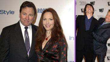 Jason Ritter and Amy Yasbeck share memories of John Ritter