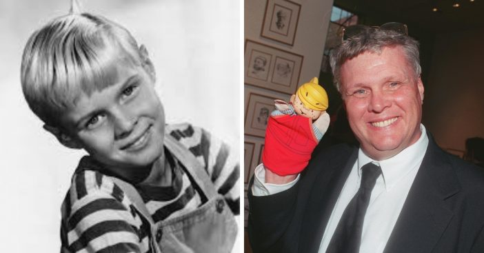 Jay North opens up about his inner demons after starring as Dennis the Menace