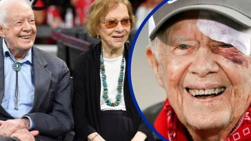 Jimmy Carter Released From Hospital And Recovering From Second Fall In A Month