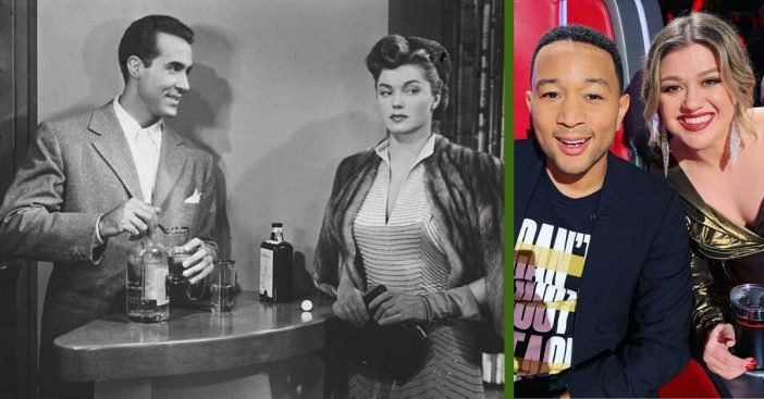 John Legend And Kelly Clarkson Reimagine _Baby, It's Cold Outside_ With Different Lyrics