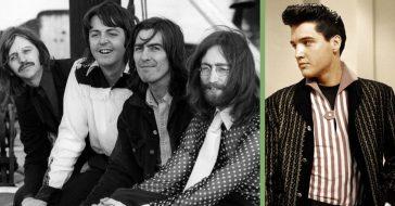 John Lennon's Least Favorite Beatles Song _Knocked Off_ One Of Elvis's Tunes