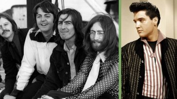 John Lennon's Least Favorite Beatles Song _Knocked Off_ One Of Elvis's Tunes