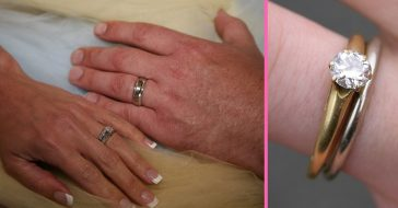 Learn the history of why you wear your wedding ring on your left hand