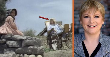 'Little House On The Prairie' Star Alison Arngrim Talks About The Scene She Was Terrified To Film