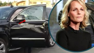 'Mad About You' Star Helen Hunt Hospitalized After Car Rolls Over In Accident