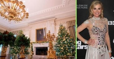 Maureen McCormick will co host the White House Christmas special this year
