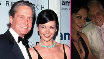 Michael Douglas Talks About Age Gap With Wife Catherine Zeta-Jones
