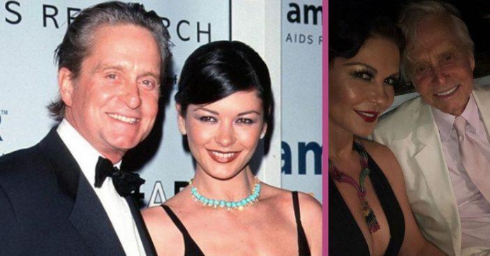 Michael Douglas Talks About Age Gap With Wife Catherine Zeta-Jones