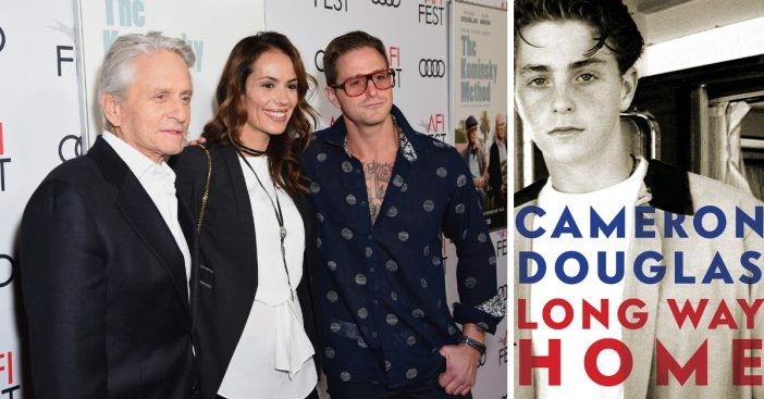 Michael Douglas opens up about son Camerons drug addiction and path to recovery