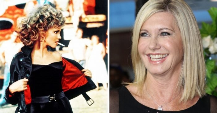 Olivia Newton John is auctioning off her iconic leather outfit from Grease
