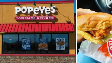 Popeyes chicken sandwich is coming back soon