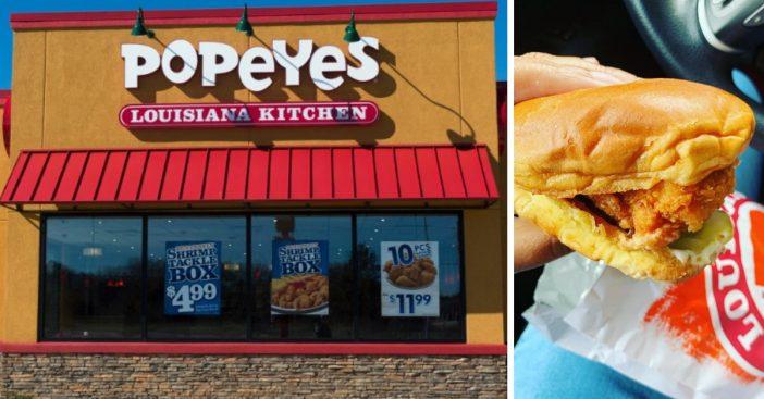Popeyes chicken sandwich is coming back soon
