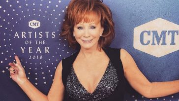 Reba McEntire received a CMT Artist of a Lifetime Award