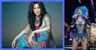 Cher Showcases Her Lean Form And Bold Attitude For Berlin Show