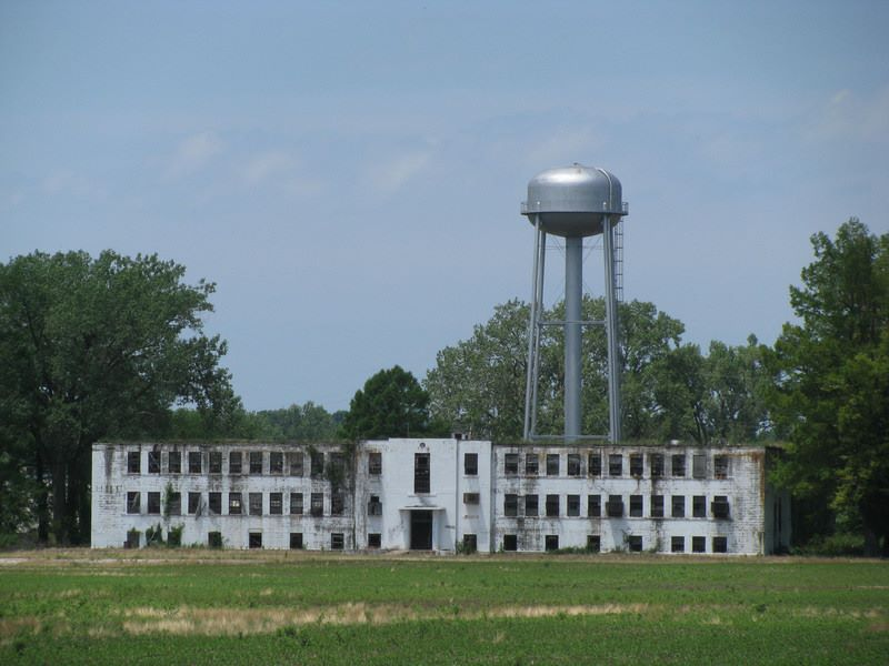 Renz Women's Penitentiary in Missouri